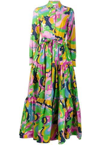 La Doublej Bellini Dress - Green