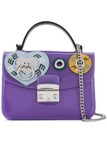 Furla Furla 978661 Lavanda Synthetic->pvc - Purple
