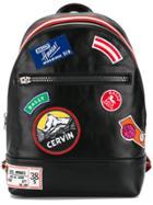 Bally Tiga Backpack - Black