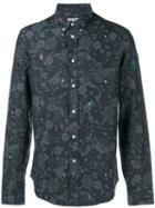 Kenzo 'tanami' Button Down Shirt