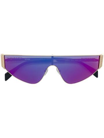 Moschino Eyewear Mos022/s Sunglasses - Metallic