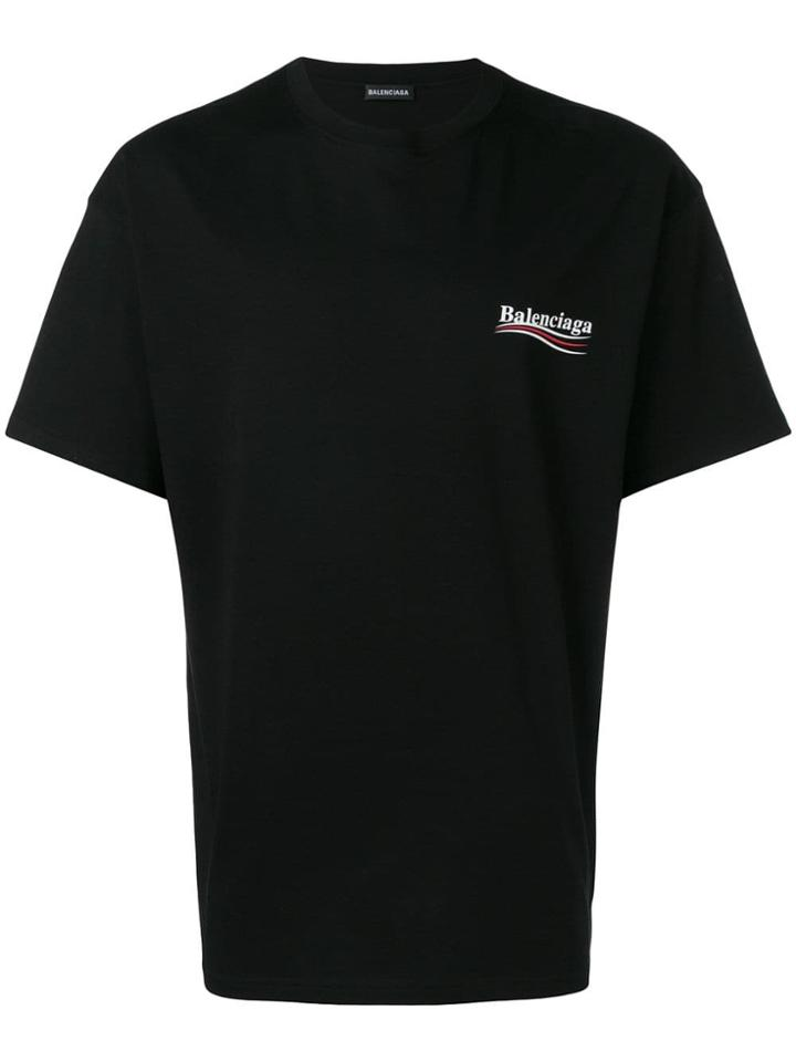 Balenciaga S/s Tshirt - Black