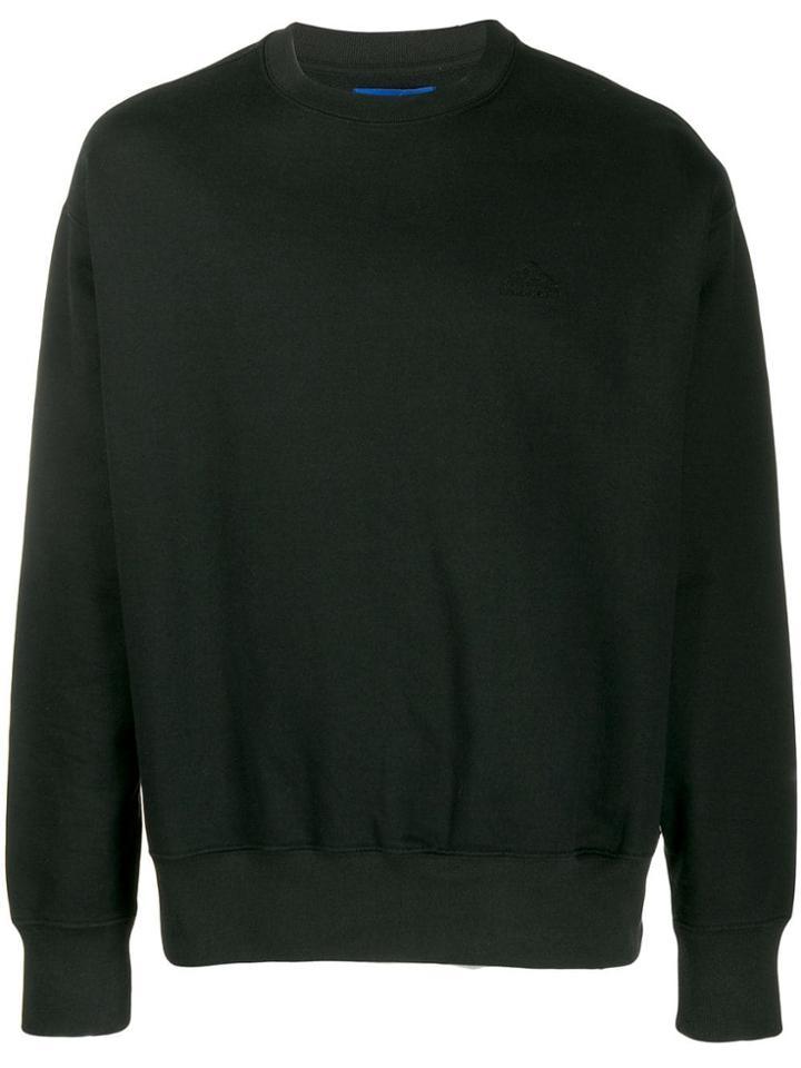 Rassvet Logo Sweater - Black