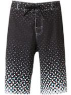 Osklen Printed Shorts - Black