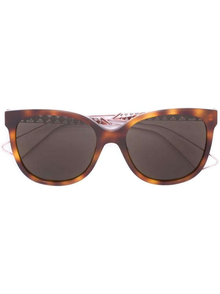 Christian Dior 'diorama 3' Sunglasses