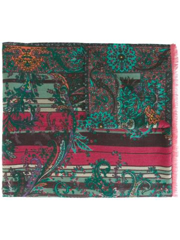 Etro 'chal Delhy' Scarf - Multicolour