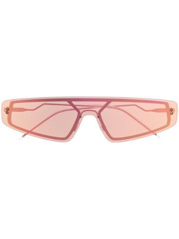 Emporio Armani Ea2092 32967j Sunglasses - Metallic