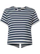Adam Lippes Striped Shirt