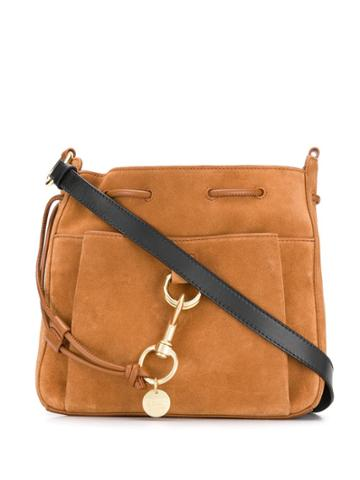 See By Chloé Tony Bucket Bag - Brown