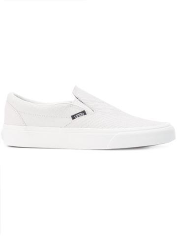 Vans Slip On Sneakers - Grey