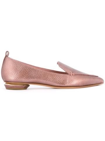 Nicholas Kirkwood 18mm Beya Loafers - Pink