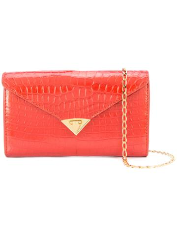 Tyler Ellis Alex Wallet - Red