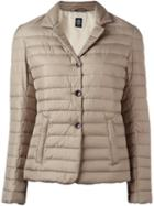 Eleventy Padded Fitted Jacket