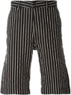 Diesel Striped Shorts