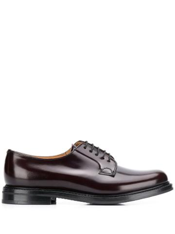 Church's Shannon Derby Shoes - Red
