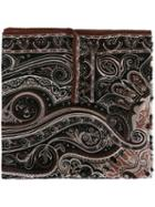 Etro Abstract Motif Scarf