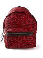 Saint Laurent Printed Backpack