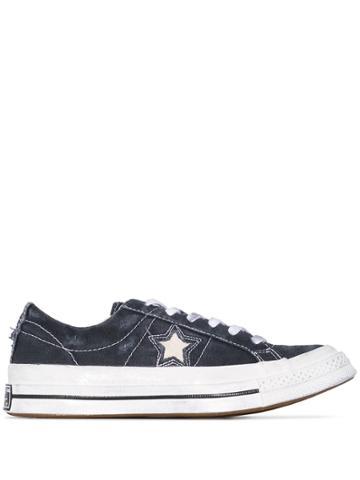 Converse X Faith Connexion One Star Sneakers - Blue