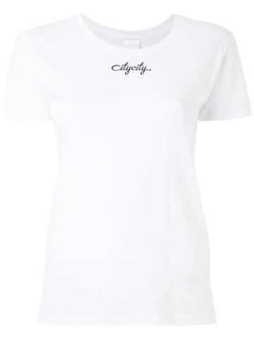 Cityshop City City T-shirt - White