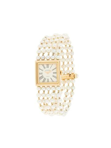 Chanel Pre-owned Quartz Wristwatch - Gold