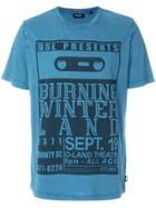 Etro Printed T-shirt - Grey