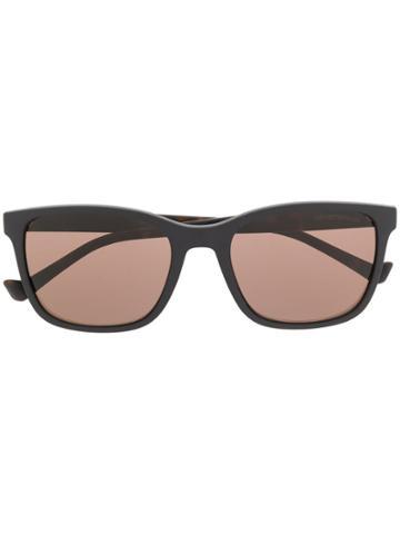 Emporio Armani Ea4139 501773 Sunglasses - Black