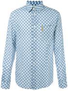 Armani Jeans Polka Dots Print Shirt