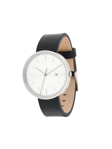 Uniform Wares M40 Date Watch - Black
