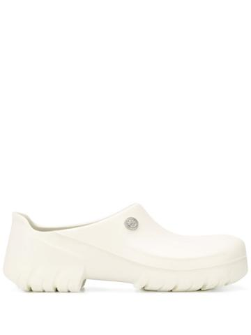 Birkenstock Professional Lined Loafers - White