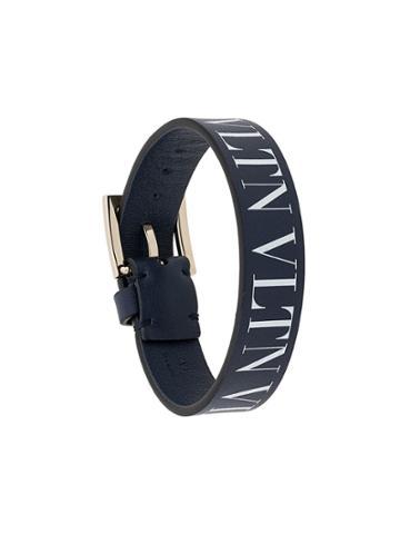 Valentino Valentino Garavani Vltn Bracelet - Blue