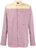 Nº21 Gingham Shirt - Yellow