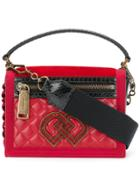 Dsquared2 Quilted Dd Shoulder Bag