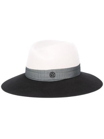 Maison Michel Virgine Hat, Women's, Size: Small, Nude/neutrals, Wool Felt