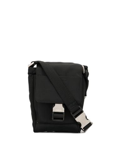 Prada Pre-owned Logos Cross Body Shoulder Bag - Black