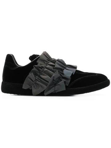Maison Margiela Ribbon Sneakers - Black