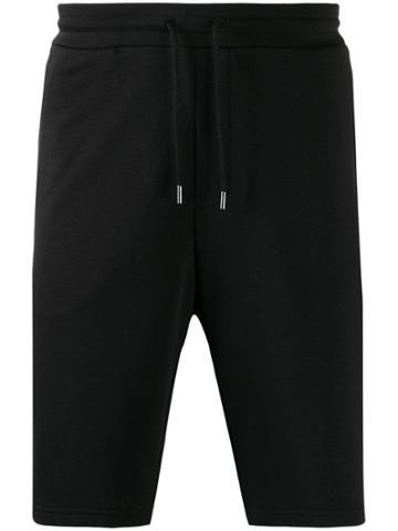 Fila Side Stripe Track Shorts - Black