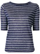 Bellerose Striped Top - Blue