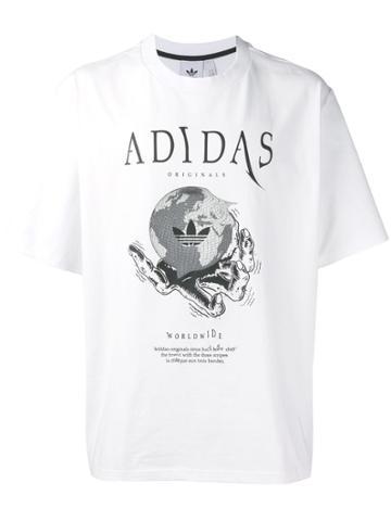 Adidas Adidas Dx6010 White