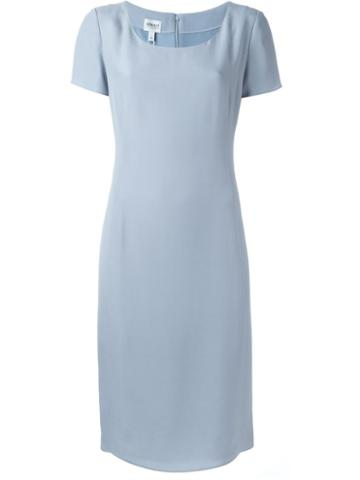 Armani Collezioni Fitted Dress