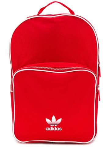 Adidas Adidas Originals Classic Backpack - Red