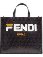 Fendi Shopping S Bag - Black
