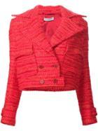 Altuzarra 'newport' Cropped Jacket