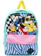 Vans Old Skool Ii Backpack X Disney - Green