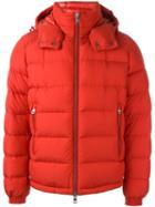 Moncler 'brique' Padded Jacket