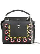 Fendi - Dotcom Tote - Women - Leather - One Size, Women's, Black, Leather