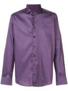 Etro Printed Shirt - Purple