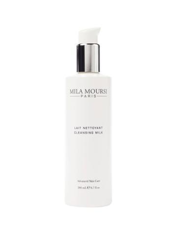 Mila Moursi Lait Nettoyant/ Cleansing Milk, White
