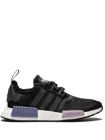 Adidas Nmd R1 W Low Top Sneakers - Black