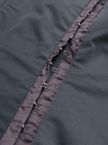 Versace Pre-owned Bustier Midi Dress - Grey