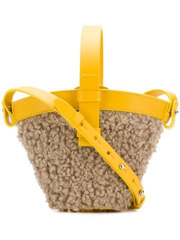 Nico Giani Nico Giani Ng1035nelia Yellow Furs & Skins->calf Leather -